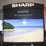 Sharp Aquos UHD TV